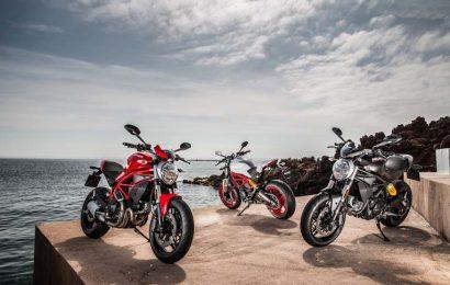 """""""จะเนียนไปไหน"""" ขี่ไปรีวิวไปกับ Ducati Monster 797"""