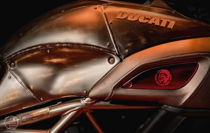 Story ขนาดนี้ !! กว่าจะเป็น Ducati Diavel Diesels Limited 666 คัน ในโลก