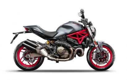 Ducati Monster 821 Ver.2017 จะวางจำหน่ายในไทย ?