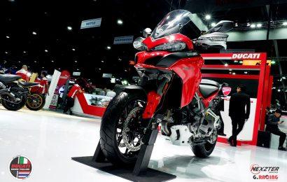 """""""สนุก แรง เร้าใจกว่าเดิม"""" เมื่อนกยักษ์ปรับโฉม Ducati Multistrada 1260"""