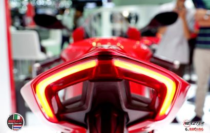 """""""รูปเยอะ"""" มารู้จัก PANIGALE V4 S ในงาน Motor Expo2017 กันหน่อยดีกว่า"""