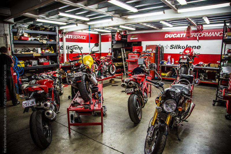 ตรวจสอบดีแล้วหรือ? ก่อนซื้อ Ducati มือสอง