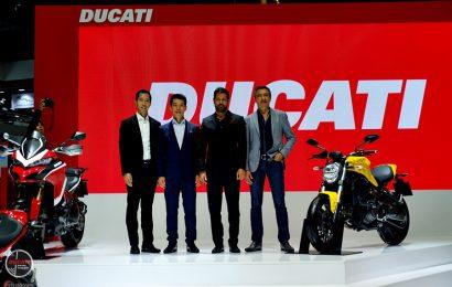 Ducati ประกาศตัวกระหึ่มงานมอเตอร์โชว์2018 เปิด Stand Ducati ใน Thailand MotoGP พร้อมเปิดตัวรถรุ่นใหม่