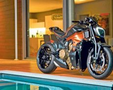 Ducati Streetfighter V4 !! แค่ข่าวลือ ? กับงานคัสต้อมระดับเทพ