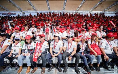 ดูคาติไทยแลนด์ต้อนรับแฟนพันธุ์แท้จากทั่วโลก ยกความเอ็กซ์คลูซีฟมาไว้ตรงหน้า มอบประสบการณ์ความมันส์ทุกรูปแบบใน MotoGP 2019